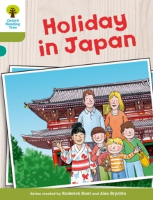 Oxford Reading Tree Biff, Chip and Kipper Stories Decode and Develop: Level 7: Holiday in Japan, Paperback Book