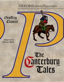 Oxford Playscripts: The Canterbury Tales, Paperback Book