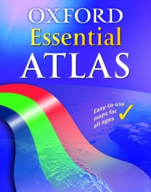 Oxford Essential Atlas, Paperback Book