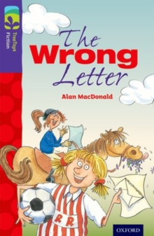 Oxford Reading Tree TreeTops Fiction: Level 11 More Pack A: The Wrong Letter, Paperback Book