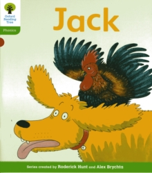 Oxford Reading Tree: Level 2: Floppy's Phonics Fiction: Jack, Paperback Book