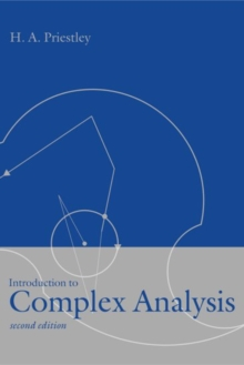 Introduction to Complex Analysis, Paperback Book