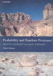 Probability and Random Processes, Paperback Book