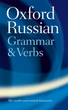 The Oxford Russian Grammar and Verbs, Paperback Book