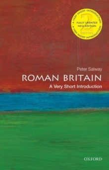 Roman Britain: A Very Short Introduction, Paperback Book