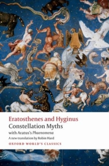 Constellation Myths : With Aratus's Phaenomena, Paperback Book
