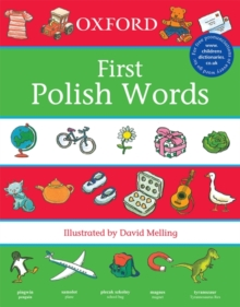 OXFORD POLISH WORDS, Paperback Book