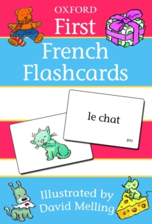 OXFORD FIRST FLASHCARDS, Paperback Book