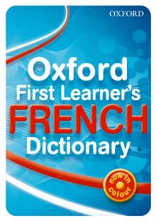 OXFORD FIRST LEARNER'S FRENCH, Paperback Book