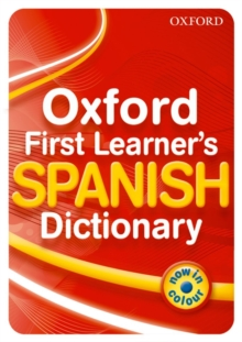 OXFORD FIRST LEARNER'S SPANISH, Paperback Book
