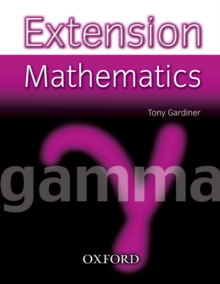 Extension Mathematics: Year 9: Gamma, Paperback Book