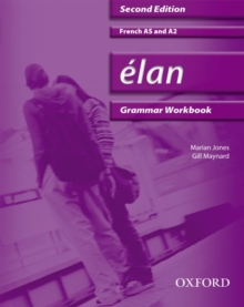Elan: Grammar Workbook & CD, Mixed media product Book