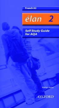 Elan: 2: A2 AQA Self-study Guide with CD-ROM, Mixed media product Book