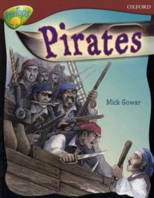 Oxford Reading Tree: Level 15: Treetops Non-Fiction: Pirates, Paperback Book