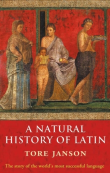 A Natural History of Latin, Paperback Book
