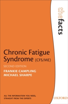 Chronic Fatigue Syndrome, Paperback Book