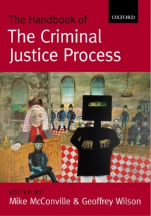 The Handbook of the Criminal Justice Process, Paperback Book
