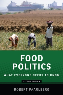 Food Politics : What Everyone Needs to Know, Paperback Book
