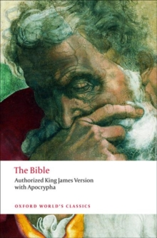 The Bible: Authorized King James Version, Paperback Book