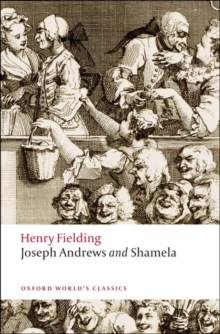 Joseph Andrews and Shamela, Paperback Book
