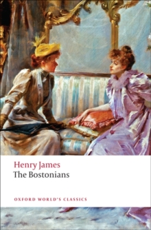 The Bostonians, Paperback Book