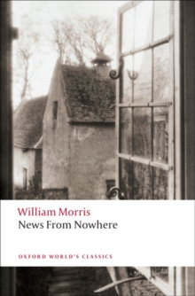 News from Nowhere, Paperback Book