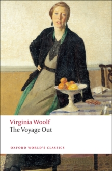The Voyage Out, Paperback Book