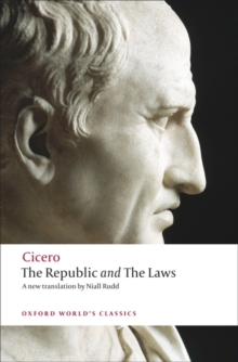 The Republic and The Laws, Paperback Book