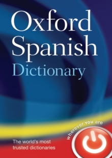Oxford Spanish Dictionary, Hardback Book