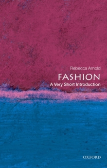 Fashion: A Very Short Introduction, Paperback Book