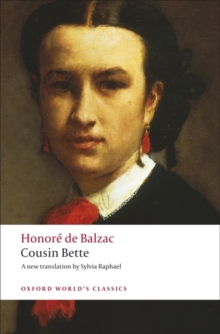 Cousin Bette, Paperback Book