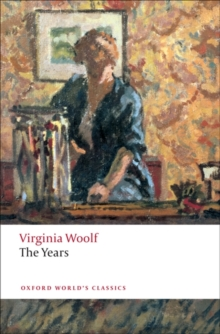 The Years, Paperback Book