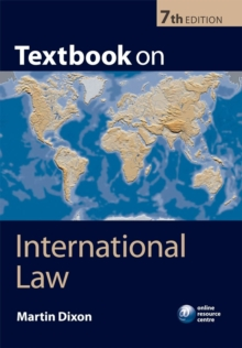 Textbook on International Law, Paperback Book