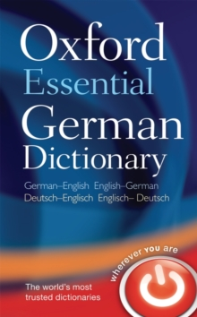 Oxford Essential German Dictionary, Paperback Book