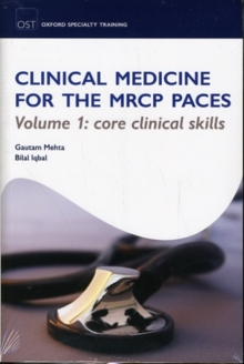Clinical Medicine for the MRCP PACES Pack, Multiple copy pack Book