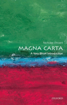 Magna Carta: A Very Short Introduction, Paperback Book