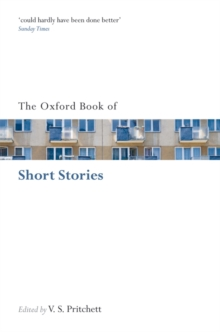 The Oxford Book of Short Stories, Paperback Book
