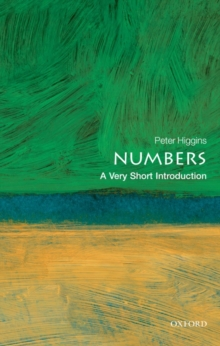 Numbers: A Very Short Introduction, Paperback Book