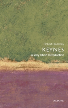 Keynes: A Very Short Introduction, Paperback Book