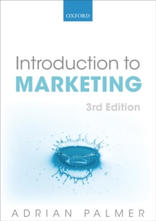 Introduction to Marketing : Theory and Practice, Paperback Book
