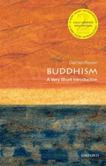 Buddhism: A Very Short Introduction, Paperback Book