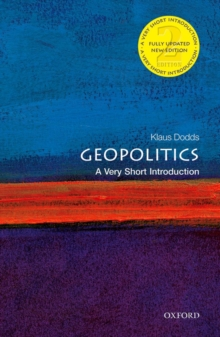 Geopolitics: A Very Short Introduction, Paperback Book