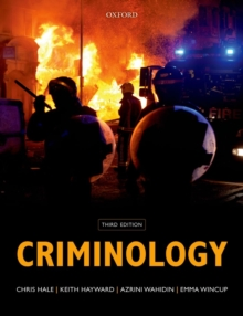 Criminology, Paperback Book