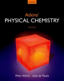 Atkins' Physical Chemistry, Paperback Book