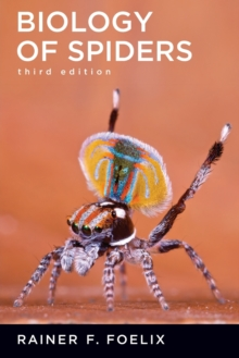 Biology of Spiders, Paperback Book