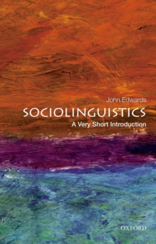 Sociolinguistics: A Very Short Introduction, Paperback Book