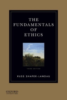 The Fundamentals of Ethics, Paperback Book