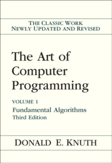 The Art of Computer Programming : Fundamental Algorithms Volume. 1, Hardback Book