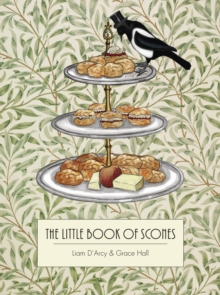 The Little Book of Scones, Hardback Book