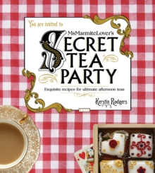 Ms Marmite Lover's Secret Tea Party, Hardback Book